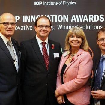 IOP Innovation award 2015