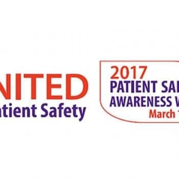 Patient Safety Week 2017 logo