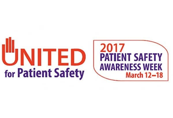 Patient Safety Week 2017 logo