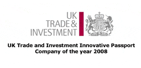 Innovation company of the Year Award logo