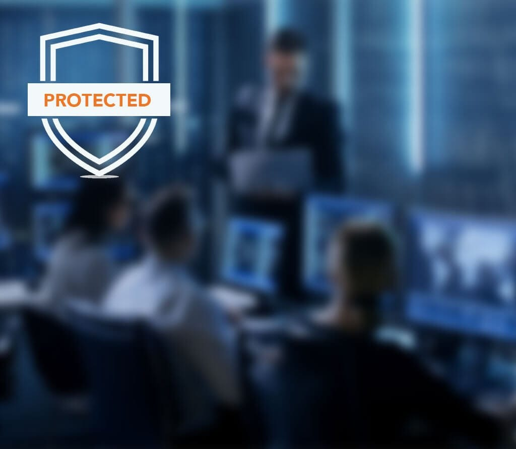 High security protection of data image