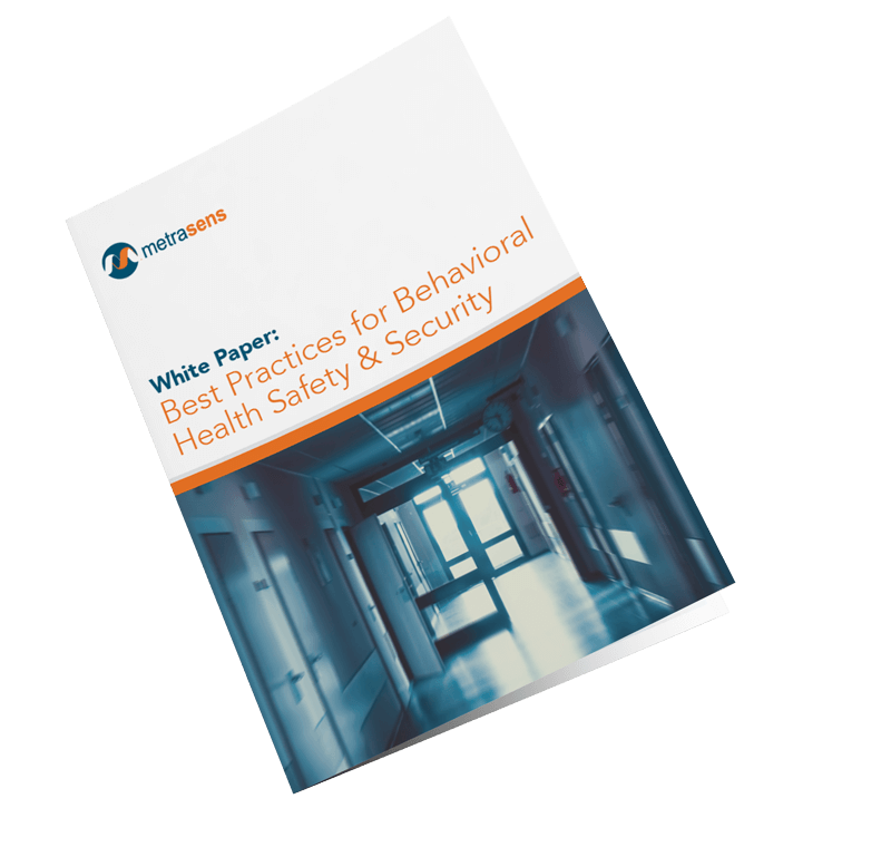 Mental health security white paper cover