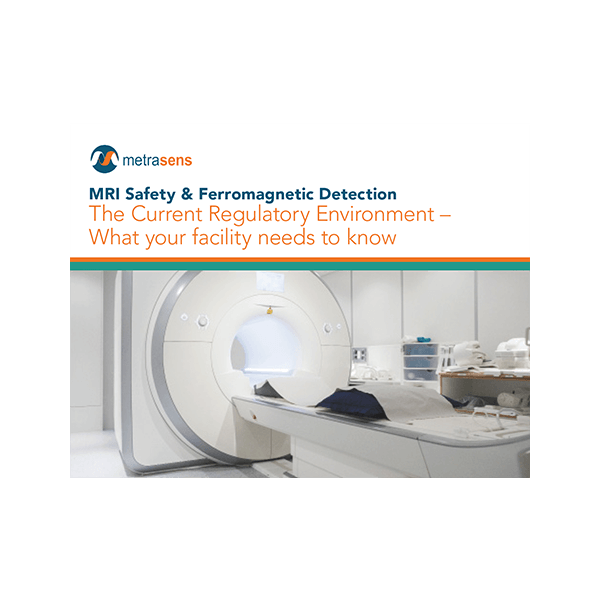 MRI Safety & Ferromagnetic Detection
