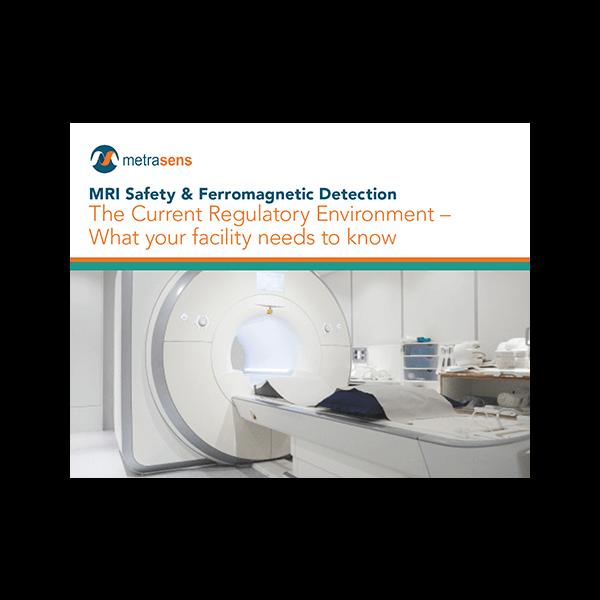 MRI Safety - Ferroguard Your MRI Suite | Metrasens