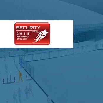 Security Today New Product of the Year 2018