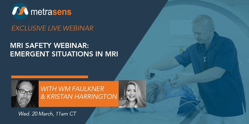 Emergent issues in MR webinar with Bill Faulkner and Kristan Harrington