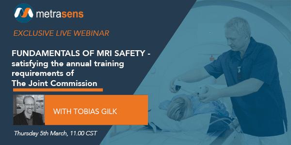 Live Webinar - MRI Safety